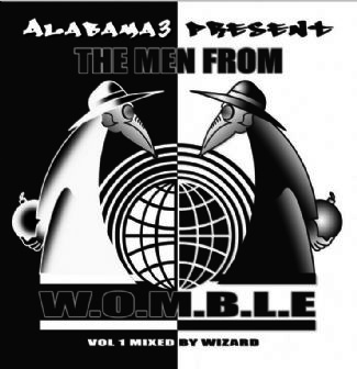 THE MEN FROM W.O.M.B.L.E. VOLUME 1